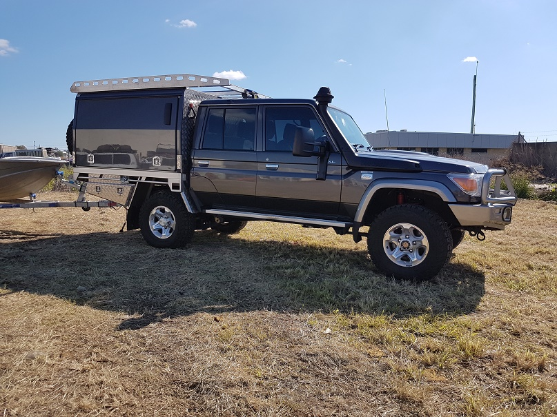 Dynamic Dual Cab Campers 21