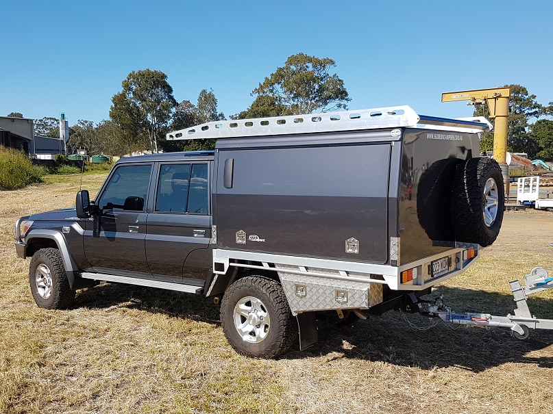 Dynamic Dual Cab Campers 27