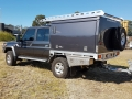 Dynamic Dual Cab Campers 26