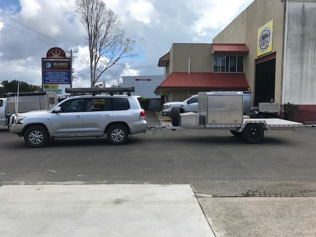 Dynamic ATV Trailers