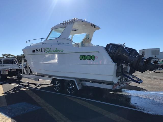 Dynamic Boat Trailers 6