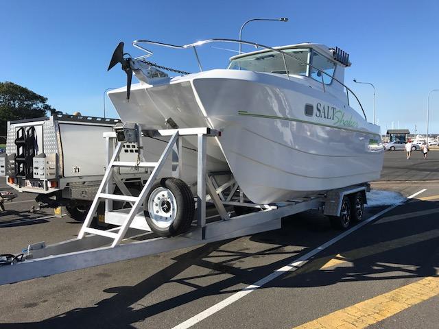 Dynamic Boat Trailers 7