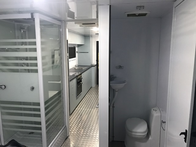 Dynamic Slideon Truck Camper Internal 4