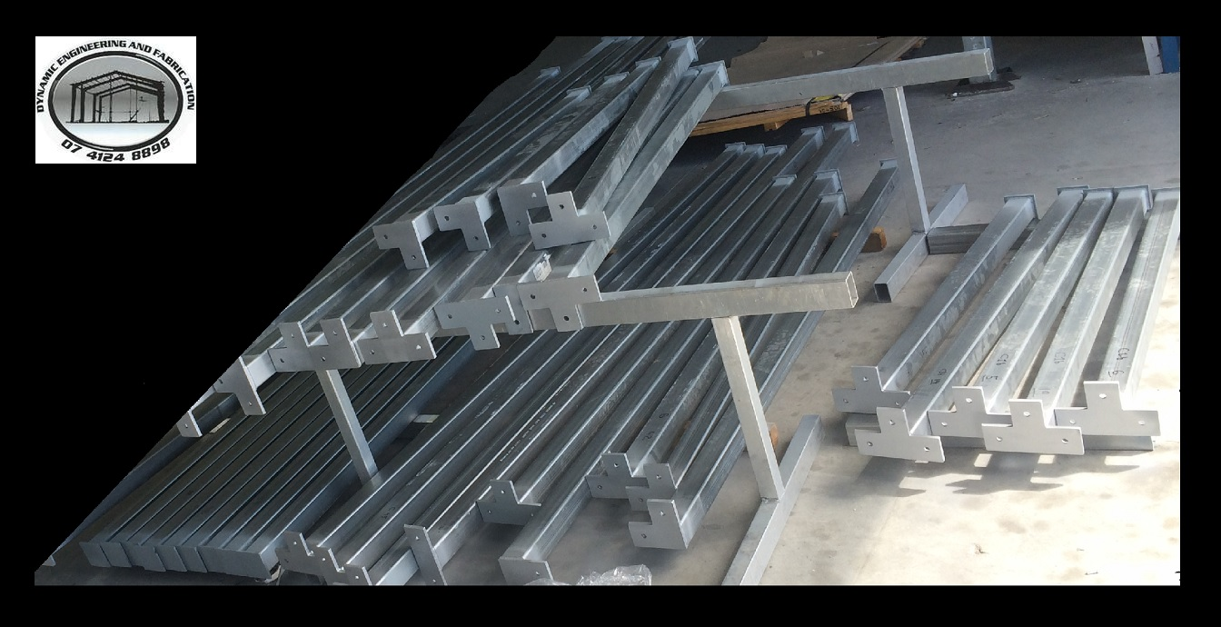 Dynamic Structural Steel 11